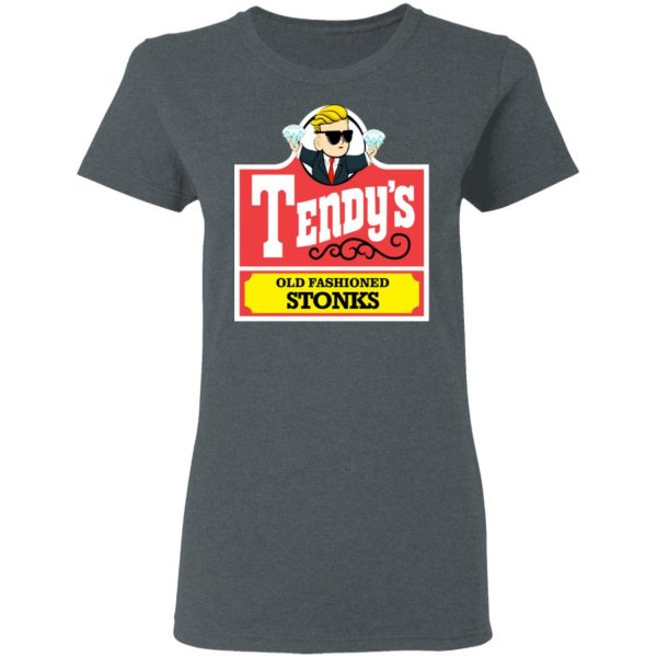 Tendy's Old Fashioned Stonks Shirt, Hoodie, Tank Apparel 8