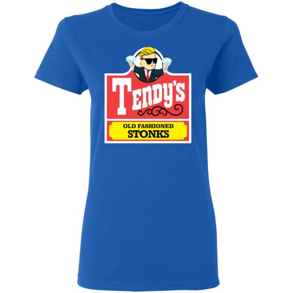 Tendy's Old Fashioned Stonks Shirt, Hoodie, Tank Apparel 10