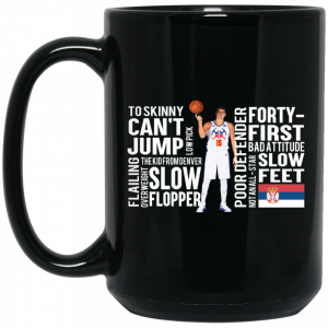 Too Skinny Can't Jump Low Pick The Kid From Denver Mug Coffee Mugs 2