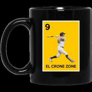 9 El Crone Zone Mark DeRosa NBA Mug Coffee Mugs