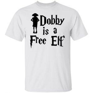 Dobby Is A Free Elf Harry Potter Shirt, Hoodie, Tank Apparel 2
