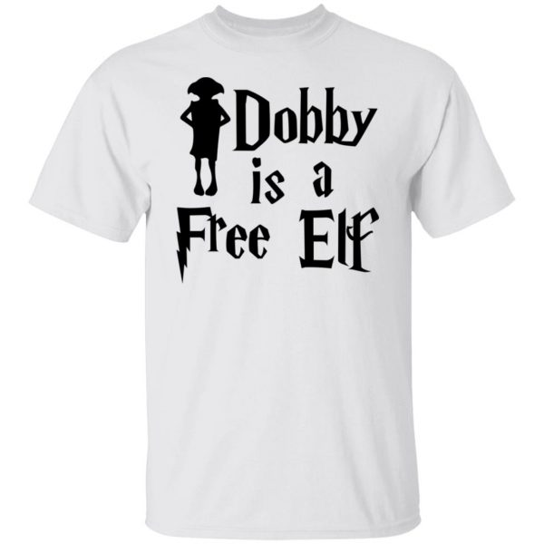 Dobby Is A Free Elf Harry Potter Shirt, Hoodie, Tank Apparel 4