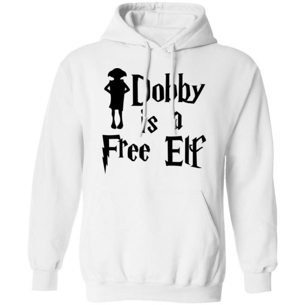 Dobby Is A Free Elf Harry Potter Shirt, Hoodie, Tank Apparel 13
