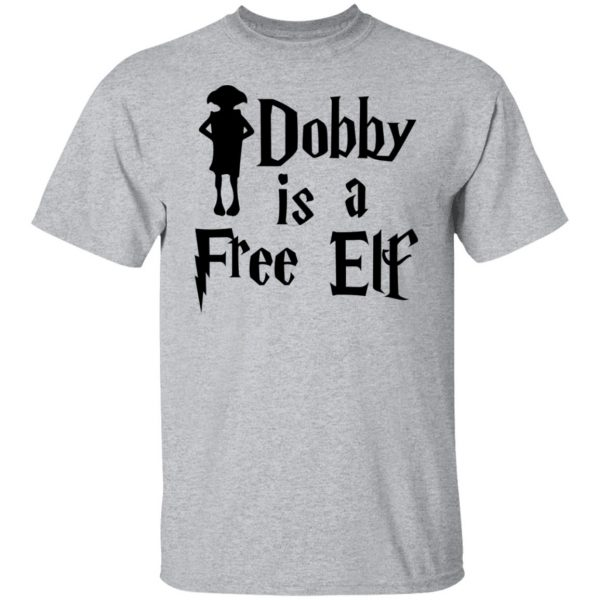 Dobby Is A Free Elf Harry Potter Shirt, Hoodie, Tank Apparel 5