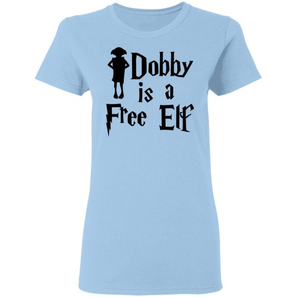 Dobby Is A Free Elf Harry Potter Shirt, Hoodie, Tank Apparel 6
