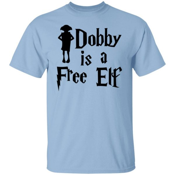 Dobby Is A Free Elf Harry Potter Shirt, Hoodie, Tank Apparel 3