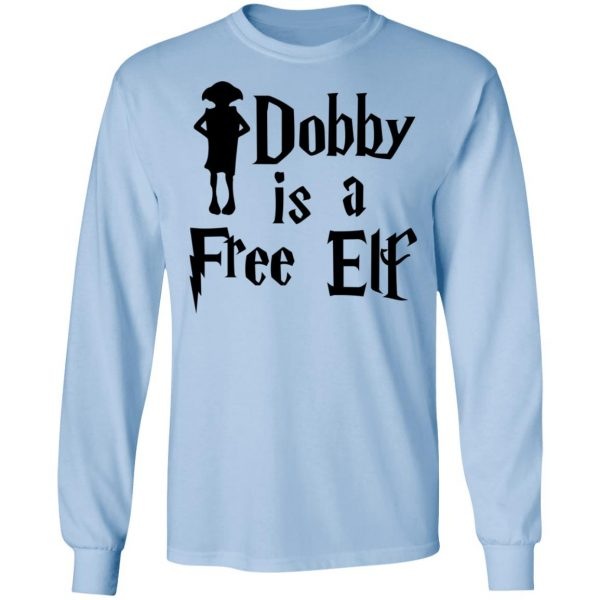 Dobby Is A Free Elf Harry Potter Shirt, Hoodie, Tank Apparel 11