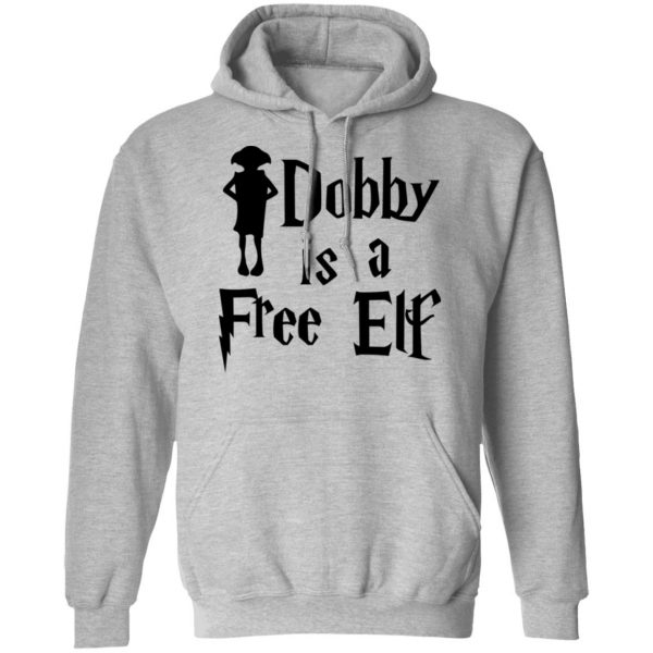 Dobby Is A Free Elf Harry Potter Shirt, Hoodie, Tank Apparel 12