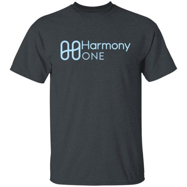 Harmony One Logo Shirt, Hoodie, Tank Apparel 4
