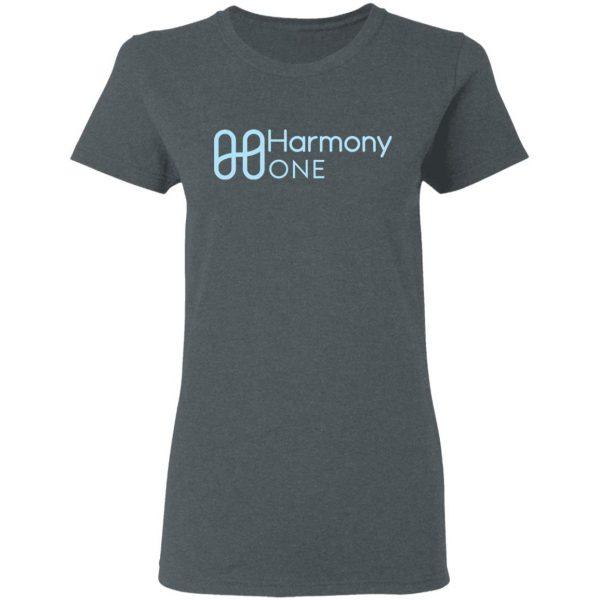 Harmony One Logo Shirt, Hoodie, Tank Apparel 8