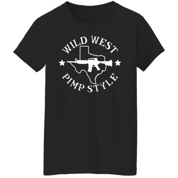 Wild West Pimp Style Shirt, Hoodie, Tank Apparel 7