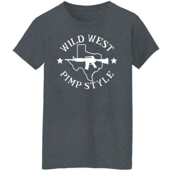 Wild West Pimp Style Shirt, Hoodie, Tank Apparel 8