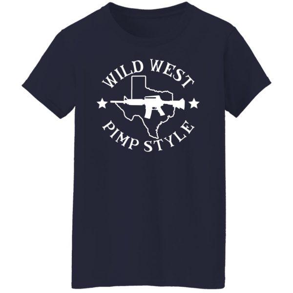 Wild West Pimp Style Shirt, Hoodie, Tank Apparel 9