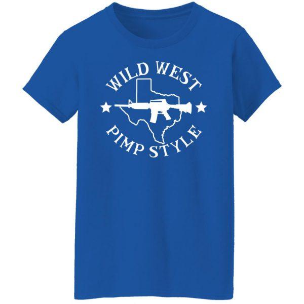 Wild West Pimp Style Shirt, Hoodie, Tank Apparel 10