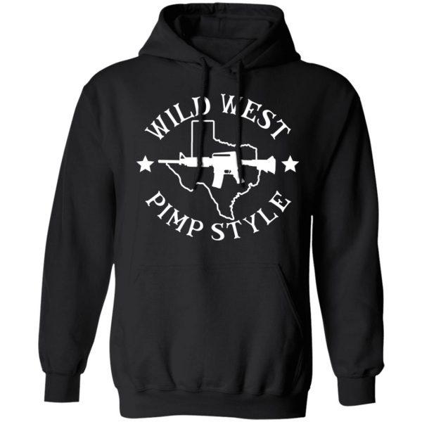 Wild West Pimp Style Shirt, Hoodie, Tank Apparel 11