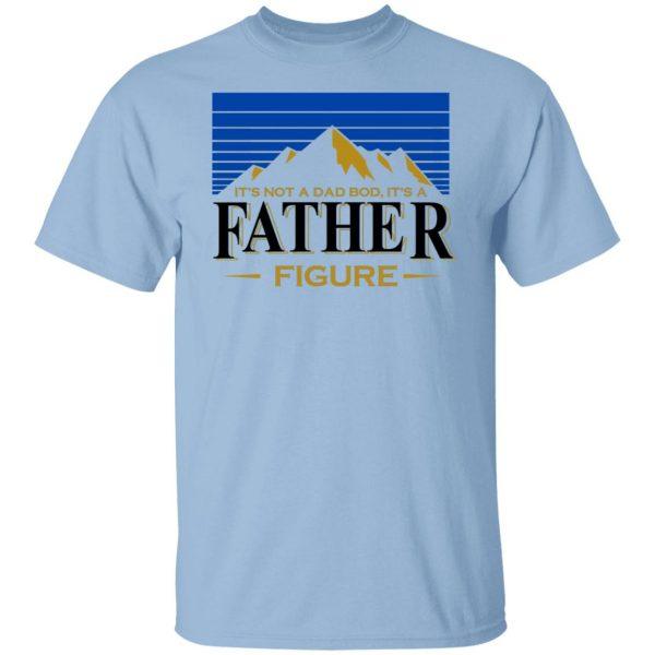 It's Not A Dad Bob, It's A Father Figure Shirt, Hoodie, Tank Apparel 3