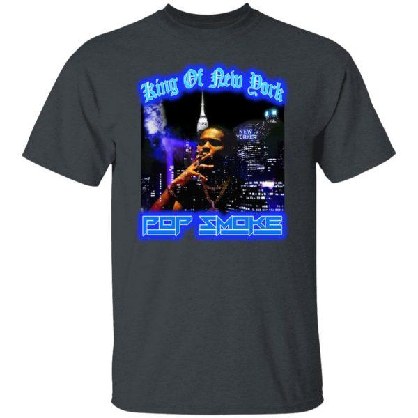 King Of New York Pop Smoke Shirt, Hoodie, Tank Apparel 4