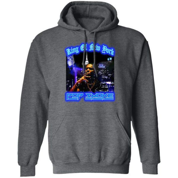 King Of New York Pop Smoke Shirt, Hoodie, Tank Apparel 13