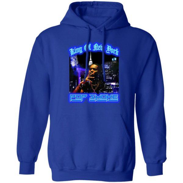 King Of New York Pop Smoke Shirt, Hoodie, Tank Apparel 14