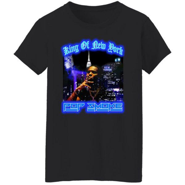 King Of New York Pop Smoke Shirt, Hoodie, Tank Apparel 7