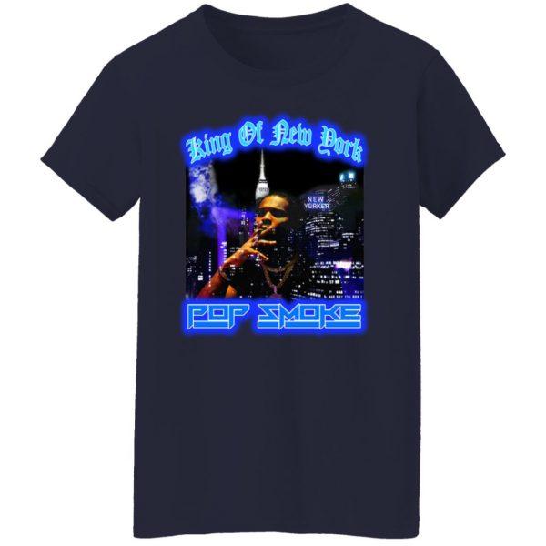 King Of New York Pop Smoke Shirt, Hoodie, Tank Apparel 9