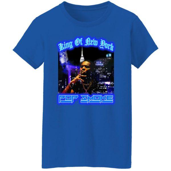 King Of New York Pop Smoke Shirt, Hoodie, Tank Apparel 10