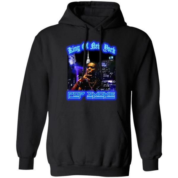 King Of New York Pop Smoke Shirt, Hoodie, Tank Apparel 11