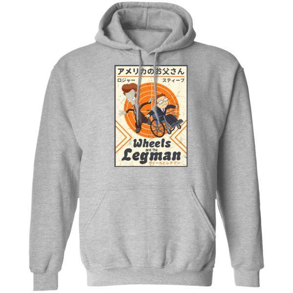 Wheels And The Legman Shirt, Hoodie, Tank Apparel 12
