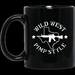 Wild West Pimp Style Mug Coffee Mugs