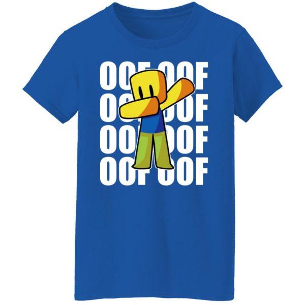 Roblox OOF OOF Shirt, Hoodie, Tank Apparel 10
