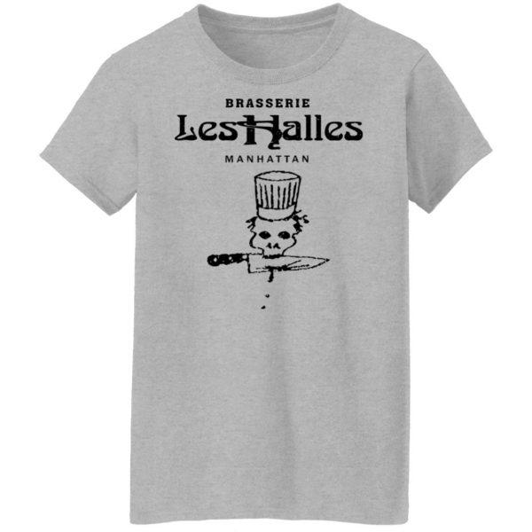 Brasserie Les Halles Manhattan Shirt, Hoodie, Tank Apparel 8